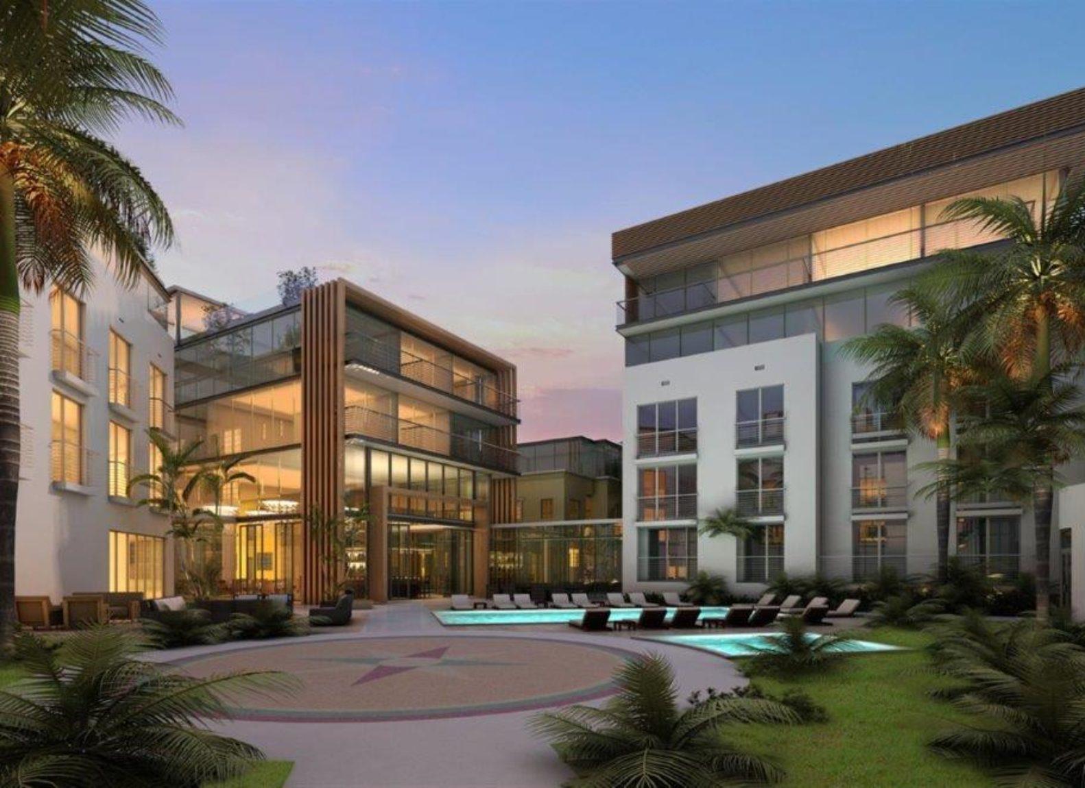 Collins park hotel epsylon - Residence principale de luxe kobi karp ...